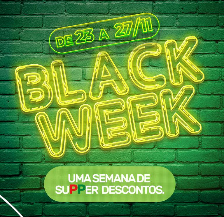 Banner Black Week