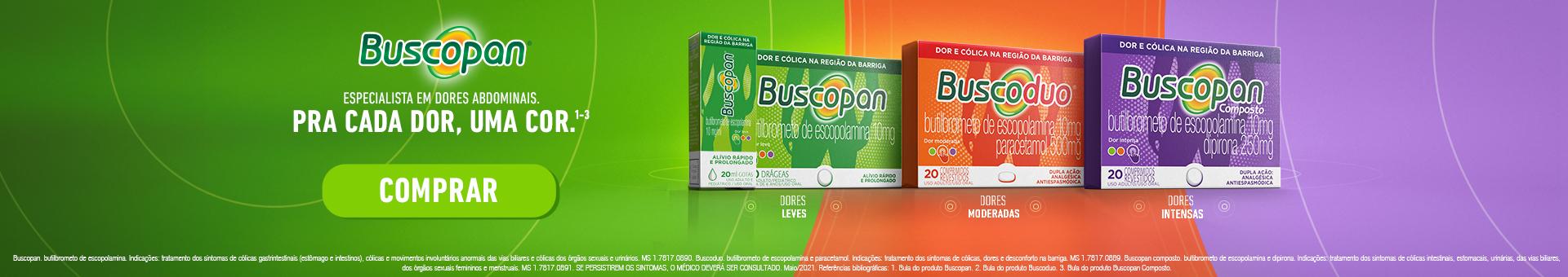 Banner Buscopan Maio