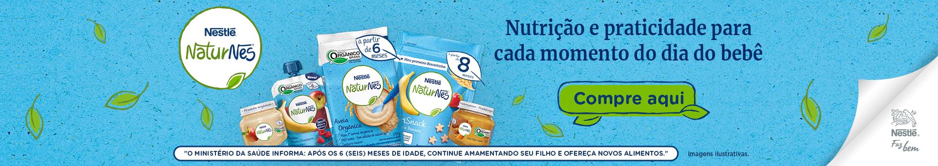 Nestlé Naturnes - 15/06 até 30/06