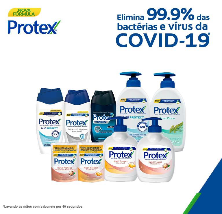 Protex Adulto - 07/06 até 21/06