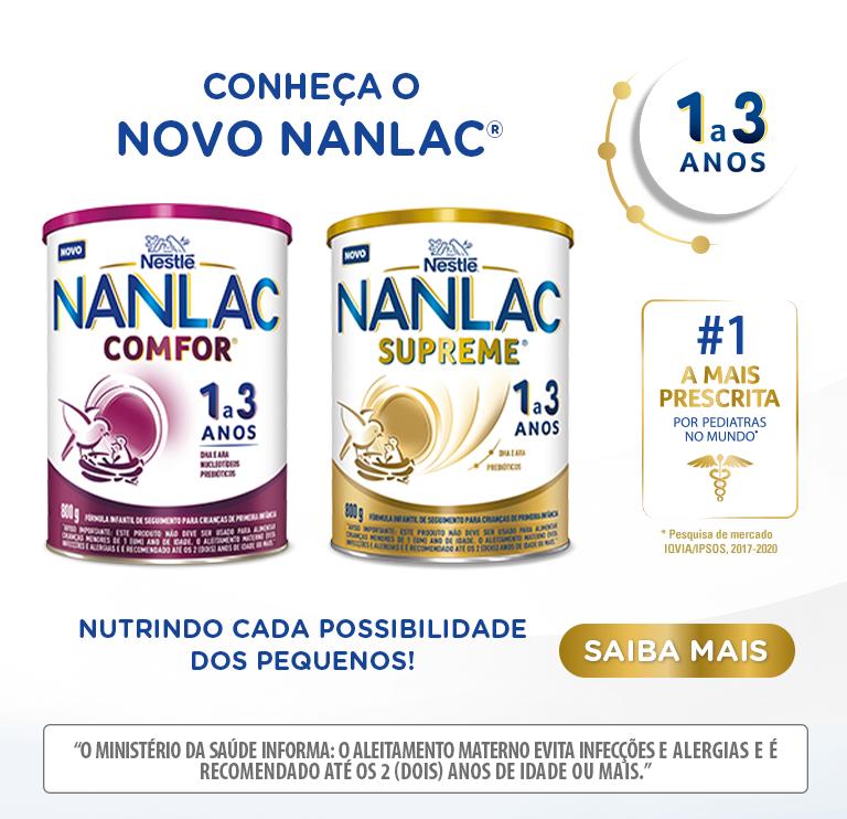 Nanlac - 16/09 até 30/09